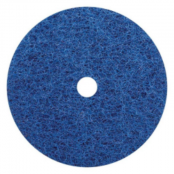 Blue cleaner pads